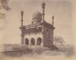 Mosque at Shahpur, Bijapur